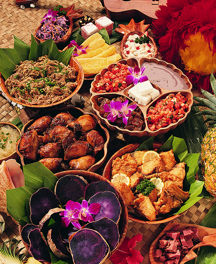 Hawaiian food for Authentic hawaiian cuisine